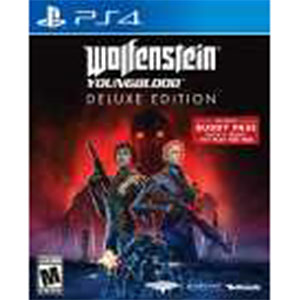 PS4 北米版 Wolfenstein Youngblood