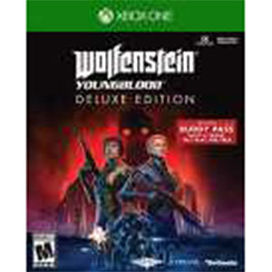 Xbox One 北米版 Wolfenstein Youngblood