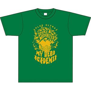 僕のヒーローアカデミア ヒーローTシャツvol.4 緑谷
