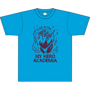 僕のヒーローアカデミア ヒーローTシャツvol.4 轟