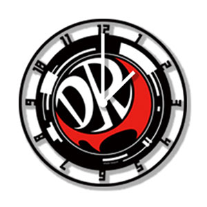 ニューダンガンロンパV3 みんなのコロシアイ新学期 アクリルクロック チームダンガンロンパ