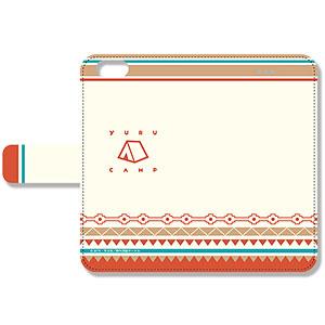 ゆるキャン△ スマホケース ロゴデザイン iPhone5