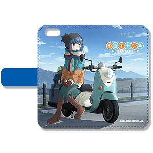 ゆるキャン△ スマホケース 志摩リン iPhone5