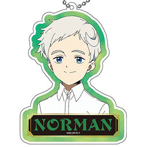 約束のネバーランド ダイカットアクキー ノーマン