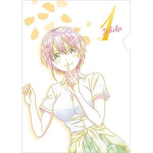 五等分の花嫁 一花 Ani-Art クリアファイル