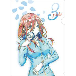 五等分の花嫁 三玖 Ani-Art クリアファイル