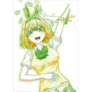 五等分の花嫁 四葉 Ani-Art クリアファイル