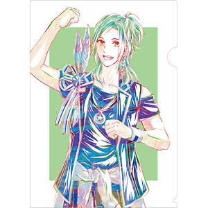 B-PROJECT~絶頂*エモーション~ 王茶利暉 Ani-Art クリアファイル