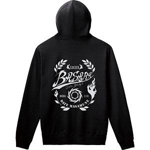 学園BASARA 伊達政宗 バックプリントパーカー/レディース L