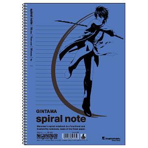 『銀魂』 ノート(B5サイズ) 高杉晋助