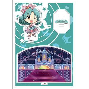 アイドルマスター ミリオンライブ! アクリルキャラプレートぷち01 徳川まつり