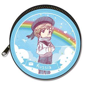 ヘタリア World★Stars まるっとレザーケース デザイン07(ロシア)