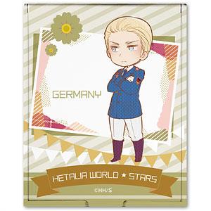 ヘタリア World★Stars コンパクトミラー デザイン02(ドイツ)
