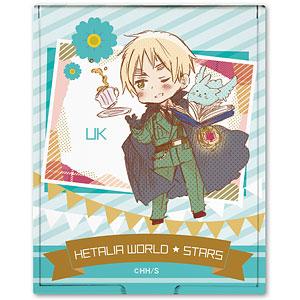 ヘタリア World★Stars コンパクトミラー デザイン05(イギリス)
