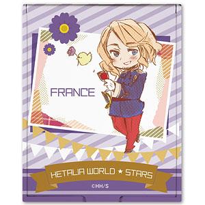 ヘタリア World★Stars コンパクトミラー デザイン06(フランス)