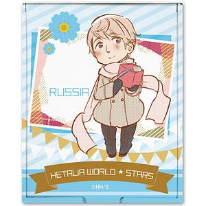 ヘタリア World★Stars コンパクトミラー デザイン07(ロシア)
