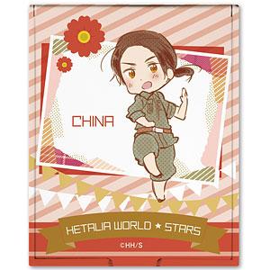 ヘタリア World★Stars コンパクトミラー デザイン08(中国)