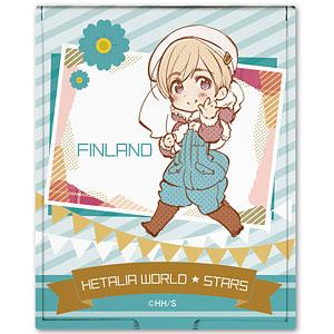 ヘタリア World★Stars コンパクトミラー デザイン10(フィンランド)