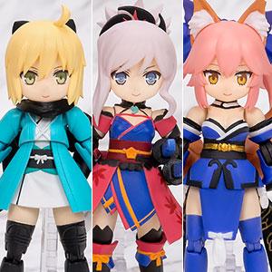 【特典】デスクトップアーミー Fate/Grand Order 第3弾 3個入りBOX