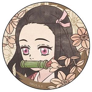 鬼滅の刃 カンバッジ 竈門禰豆子