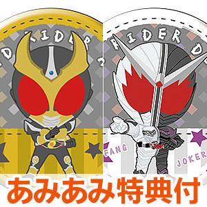 【あみあみ限定特典】平成仮面ライダーシリーズ トレーディング缶バッジ Vol.2 10個入りBOX