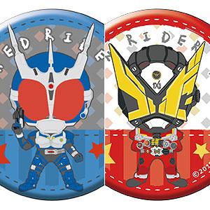 平成仮面ライダーシリーズ トレーディング缶バッジ Vol.3 13個入りBOX