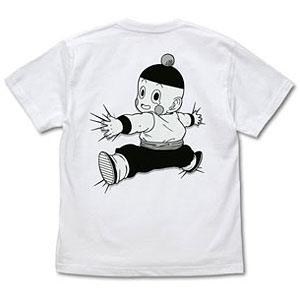 ドラゴンボールZ さよなら天さん Tシャツ 蓄光Ver./WHITE-S