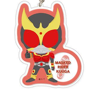 平成仮面ライダーシリーズ でかアクリルキーホルダー 01 仮面ライダークウガ
