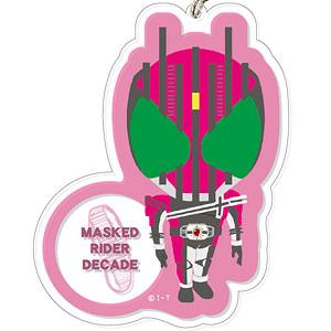 平成仮面ライダーシリーズ でかアクリルキーホルダー 10 仮面ライダーディケイド