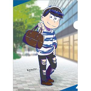 クリアファイル おそ松さん SnapShotシリーズ (2)カラ松