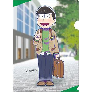 クリアファイル おそ松さん SnapShotシリーズ (3)チョロ松