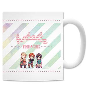 ヘタリア World★Stars マグカップ(ピンク)