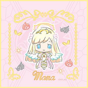 モンスターストライク Design Produced by Sanrio ハンドタオル 情愛の天使 マナ
