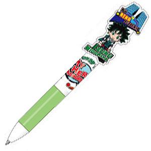 『僕のヒーローアカデミア』3色ボールペン 緑谷出久