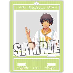 うたの☆プリンスさまっ♪ スナップショットスタンド Fresh Shower Ver.「愛島セシル」