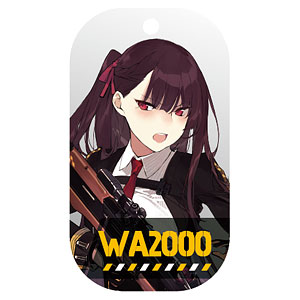 ドールズフロントライン 戦術人形専用タグ10 WA2000
