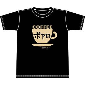 名探偵コナン 喫茶ポアロシリーズ Tシャツ カップロゴ M