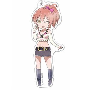 アイドルマスター シンデレラガールズ劇場 アクリルキーホルダー 城ヶ崎美嘉 4