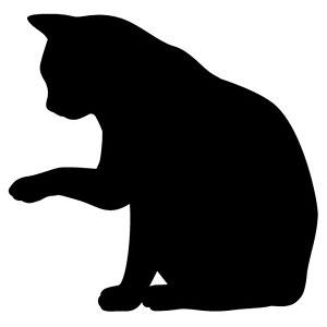 CAT WALL LIGHT 01 ちょっかい