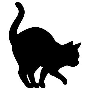 CAT WALL LIGHT2 04 うずうず