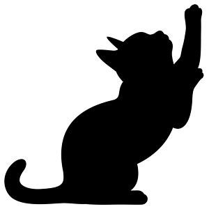 CAT WALL LIGHT2 06 かりかり