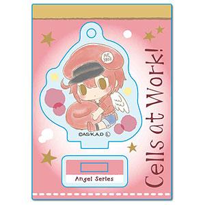 ぎゅぎゅっとミニスタンド はたらく細胞 Angelシリーズ -Design produced by Sanrio- 赤血球