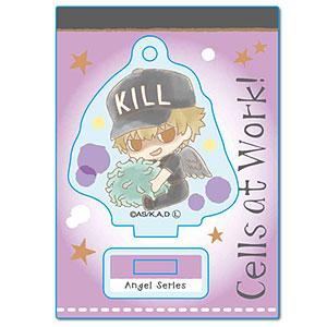ぎゅぎゅっとミニスタンド はたらく細胞 Angelシリーズ -Design produced by Sanrio- キラーT細胞