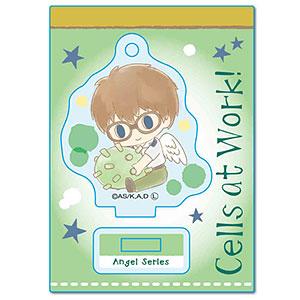 ぎゅぎゅっとミニスタンド はたらく細胞 Angelシリーズ -Design produced by Sanrio- ヘルパーT細胞