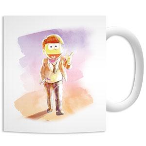 えいがのおそ松さん 一松 Ani-Art マグカップ