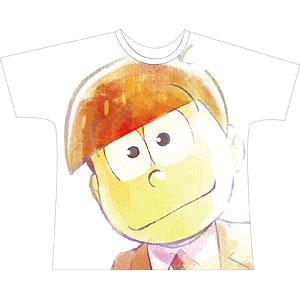 えいがのおそ松さん おそ松 Ani-Art フルグラフィックTシャツ ユニセックス L