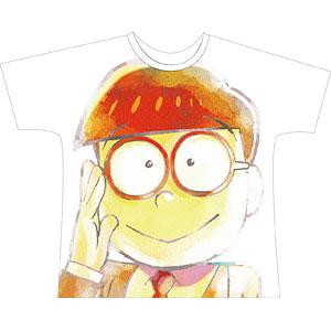 えいがのおそ松さん チョロ松 Ani-Art フルグラフィックTシャツ ユニセックス L
