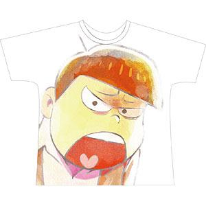 えいがのおそ松さん 十四松 Ani-Art フルグラフィックTシャツ ユニセックス M