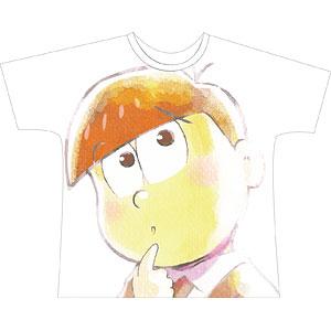 えいがのおそ松さん トド松 Ani-Art フルグラフィックTシャツ ユニセックス L