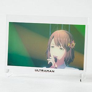 アニメ「ULTRAMAN」 アクリルパネル 2L判 -佐山レナ-